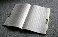 phone book